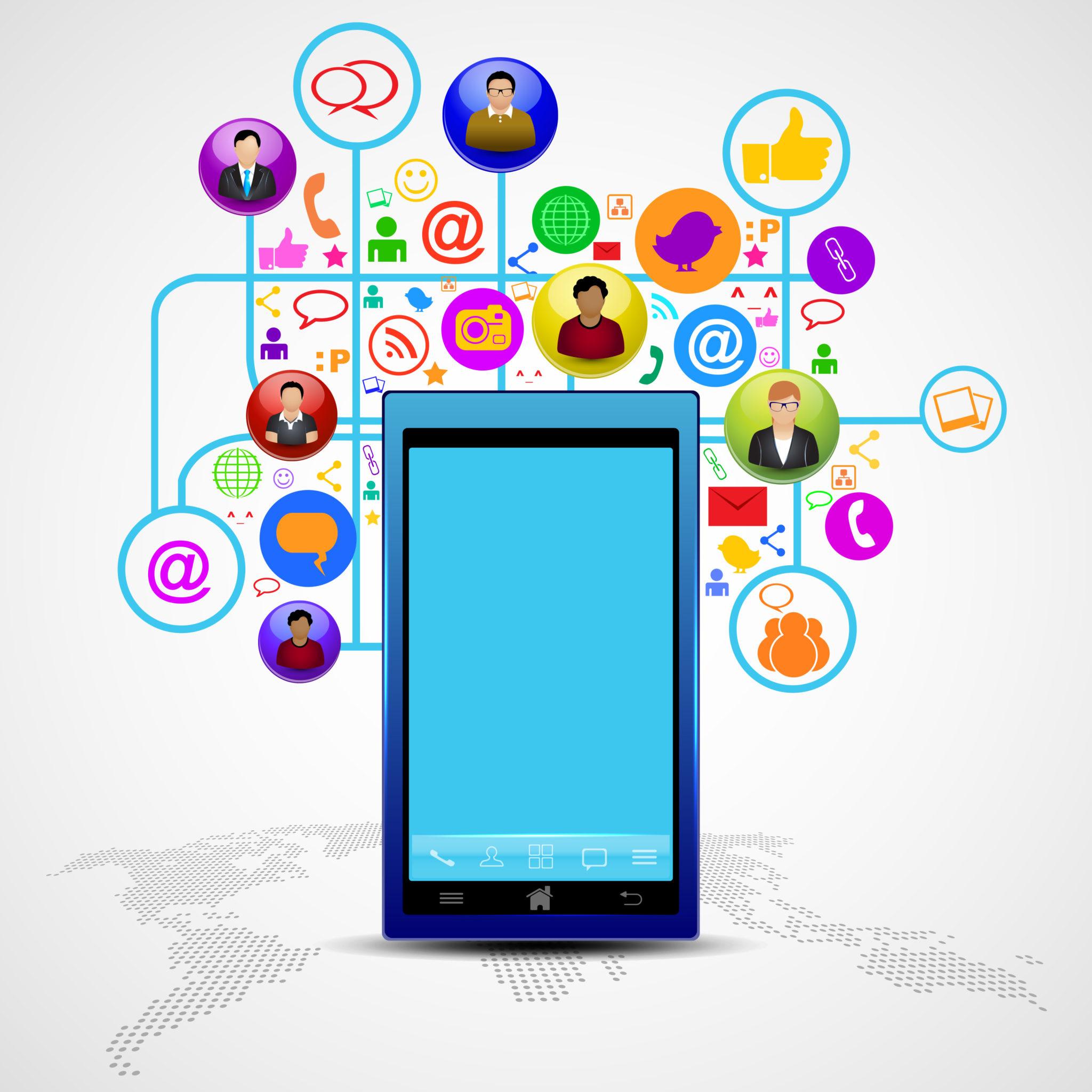 redes sociales mas populares en 2016